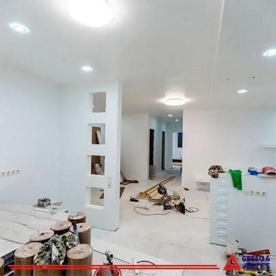 Empresa de Gesso Acartonado para Parede Externa Vila Florinda - Gesso Acartonado para Banheiro