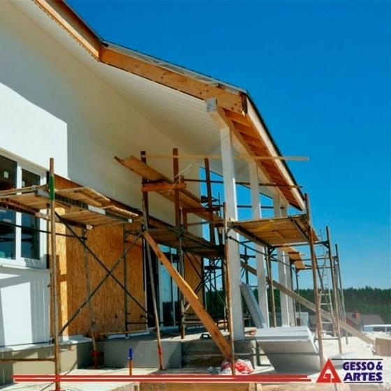 Loja de Steel Frame Fechamento Vila Santa Rosália - Steel Frame Telhado