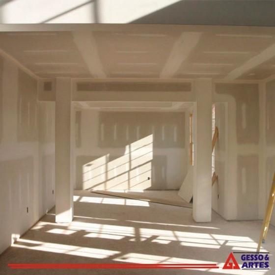 Onde Encontro Gesso Apartamento Vila Santana - Gesso para Acabamento