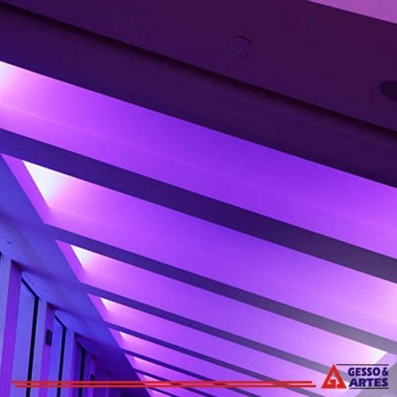Onde Encontro Gesso com Iluminação Indireta Vila Barão - Gesso para Acabamento