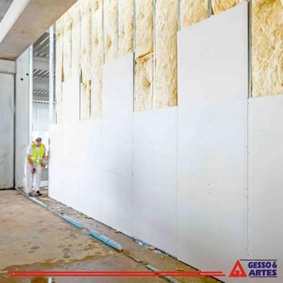 Placas de Gesso Drywall Vila São Caetano - Placa de Gesso Banheiro