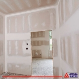 parede drywall divisória