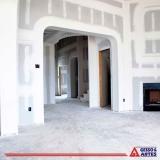 valor de parede de drywall acústica Jardim Imperial