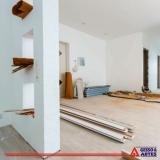 valor de parede de drywall banheiro Águas Vermelhas